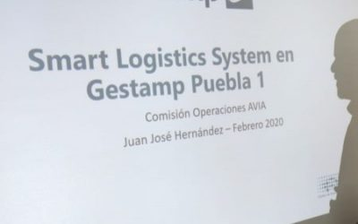 Comisión AVIA: Smart Logistics System en Méjico